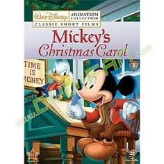 Disney Mickey Christmas Carol dvd wholesale Disney Mickey Christmas Carol Product Details Actors: Edward Brophy, Ruth Clifford, Pinto Colvig, Dessie Flynn, James MacDonald Directors: Burny Mattinson, Don Bluth, Jack Hannah, Wilfred Jackson Format: Animated, Color, NTSC Language: English Region: Region 1 (U.S. and Canada only. Read more about DVD formats.) Aspect Ratio: 1.33:1 Number of discs: 1 Studio: Walt Disney Studios Home Entertainment DVD Release Date: September 29, 2009 Run Time: 64…