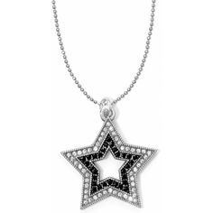 """BRIGHTON - """"TWINKLE NIGHTS"""" Star Necklace"""