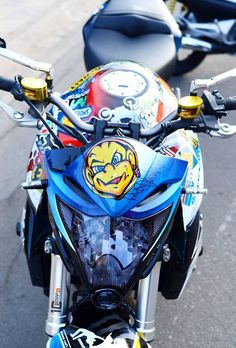 Honda CB1000R in Phan Thiet - Vietnam