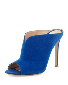 love these blue suede shoes