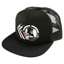 Metal Mulisha Men's Semi Trucker Snapback Hat Black cool brand new