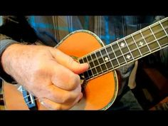 "TRAVIS PICKING 'Revisited"" - Ukulele tutorial by Ukulele Mike Lynch - YouTube"