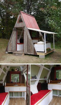 A-Frame House in Collierville, Tennessee