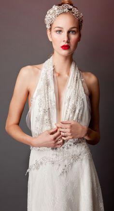 Vintage perfection ~ Errico Maria 2013 Bridal Collection