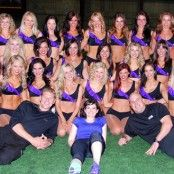 Lipstick and Lunges: My Day as an NFL Cheerleader