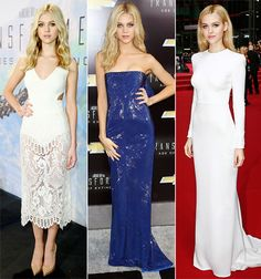Nicola Peltz has been killing it on the red carpets for Transformers!