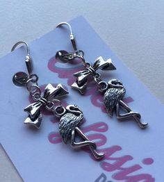 60138 Red Cherry Charm Bracelet Pinup Rockabilly rétro 50 S Punk fruits SOURPUSS
