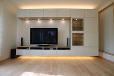 Ikea Living Room, Living Room Decor Cozy, Small Living Rooms, Living Room Partition Design, Living Room Tv Unit Designs, Home Room Design, House Design, Wardrobe Door Designs, Wardrobe Tv