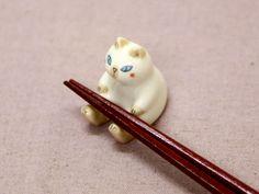 Chopstick Stand. CUTE!