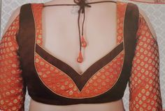 20 Latest Saree Blouse Back Neck Designs 2018 - ArtsyCraftsyDad Elegant Design Saree CLICK Visit link above to read Latest Blouse Neck Designs, Latest Saree Blouse, Pattu Saree Blouse Designs, Simple Blouse Designs, Stylish Blouse Design, Fancy Blouse Designs, Blouse Designs Catalogue, Patch Work Blouse Designs, Designer Blouse Patterns