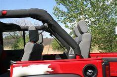 Jeep Wrangler third row by TerraFlex