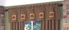 Lodge Podge Park CABIN QUILTED BEDDING
