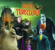 hotel transylvania - aww dont do that pouty little bat face.... fine you can go.... this movie is really good for little kids. super cute <3