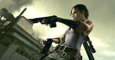 Resident Evil 5 - Sheva Alomar Sheva Alomar Render by Squall-Darkheart on DeviantArt) Resident Evil 5, Xbox One, Video Games, Wonder Woman, Deviantart, Superhero, Pictures, Fictional Characters, Zombies