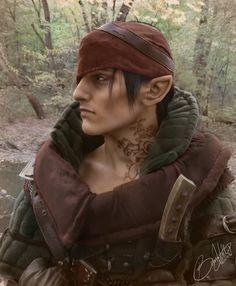 Iorveth cosplay