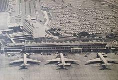 Aeropuerto Internacional de Isla Verde. 1965