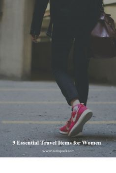 When I started traveling in 2014 I was a rookie. It was the first time I had to pack for a trip that was longer than two weeks. Needless to say, I made a few packing mistakes. Now, after traveling for two years, I dare say I've learned what the most essential travel items for women are. I'd never leave home without these nine items! By Just a Pack