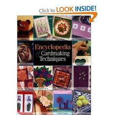 Encyclopedia of Cardmaking Techniques (Crafts): Amazon.co.uk: Various: Books