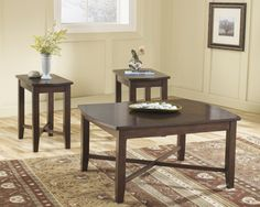 Ashley Furniture Adams Occasional Tables