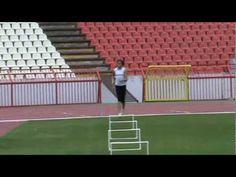 Triple jump troskok atletika Sandra Raickovic Srbija Zvezda drills &jump... Triple Jump, Drills, Athletics, Coaching, Ms, Track, Training, Exercise, Workout
