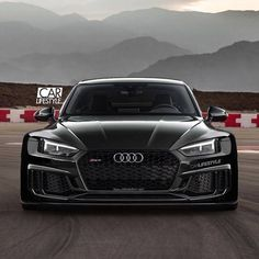 2018 WIDE Audi RS5