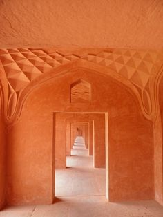 red clay. #architecture