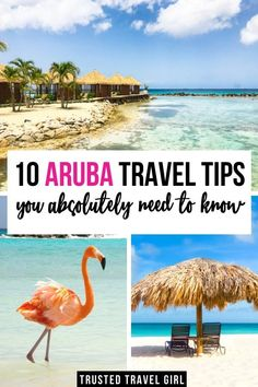 10 Aruba Travel Tips You Absolutely Need to Know. Aruba - Everything you need to know! 10 things you should know before traveling to Aruba. The ultimate Aruba Travel Guide. When to go, what to bring, how to get around and more! All the information you need to plan your trip to Aruba. | Traveling to Aruba | Aruba travel tips | Aruba trip planning | Aruba tips | Aruba travel guide | #aruba #arubatravel