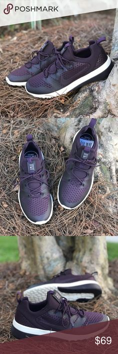 NWT Nike CK Racer Dark Raising WMNS Brand new, no box, sample shoes. Price is firm! No trades. Inspired by the track, the Nike CK Racer Women's Shoe features soft materials and lightweight cushioning for lasting comfort all day, everyday. Soft textile upper with no-sew overlays for support Flywire cables and toggle lacing system for a snug fit Foam sole for cushioning Rubber at the heel for durability Nike Shoes Sneakers