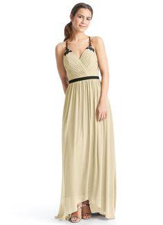 AZAZIE BELLA. Bella will make your entire bridal party feel elegant and fierce. #Bridesmaid #Wedding #CustomDresses #AZAZIE