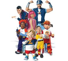 Lazy town.