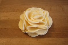 felt flowers-easy layered flower tutorial – Craftiness Is Not Optional