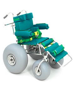 Landeez  beach wheelchair, can also get an umbrella