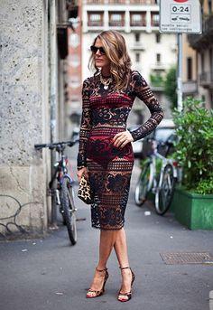 Anna Dello Russo #streetstyle #fashion