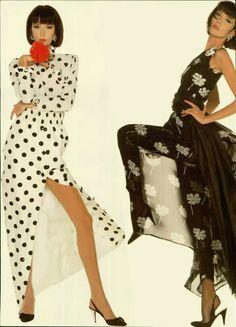 5af67cc6d13 Vogue Italia  21 February 1988 Valentino photographer  Gianpaolo Barbieri  model  Brynja Sverris