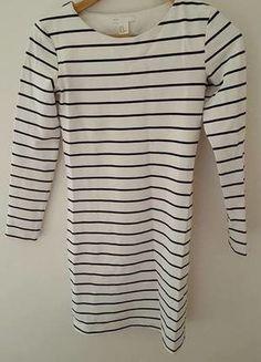À vendre sur #vintedfrance ! http://www.vinted.fr/mode-femmes/robes-mini/25505449-robe-moulante-a-rayures
