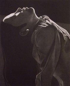 Artist: Kaoru Saito, mezzotint