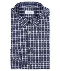 252d08bf Regular Fit Long-Sleeved Checked Shirt (Pops) Check Shirt, Gingham Shirt