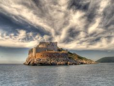 Croatia - Palaces, castles, fortresses and more