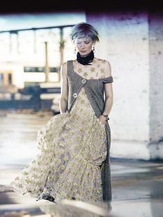 "Mia Wasikowska "" Mia in Wonderland "" by Nicole Bentley Vogue Australia July 2016"