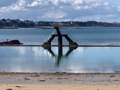 Un apres midi d'octobre plage de bon secours Hotel Saint Malo, Midi, Saints, Travel, October, The Beach, Santos, Viajes, Destinations