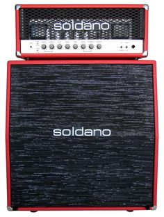 Soldano Super Lead Overdrive (SLO-100)