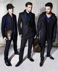 Louis Vuitton Mens Fall/Winter 2009-2010 Catalog | IMF Mag