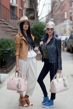 Splendid Womens Fashion Over 50 Casual Ideas Mature Fashion, Fashion Over 50, Mode Style, Style Me, Style Blog, Beauty Crush, Estilo Hippy, Advanced Style, Street Style