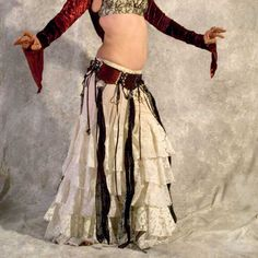 gypsy skirt - would love to have this!