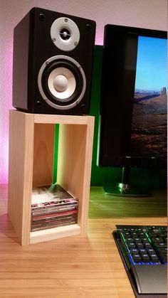 Speaker Stand More