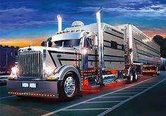Trefl Puzzle 500 Teile Silver Truck (37121) in Spielzeug, Puzzles & Geduldspiele, Puzzles | eBay! http://nextpuzzle.de/detailview/Puzzle_Silver_Truck/165