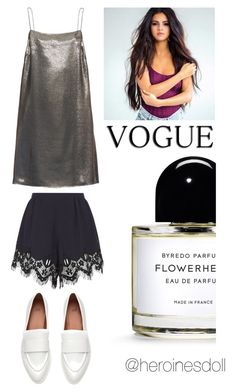 """SOMETHING GORGEOUS"" by squeed on Polyvore featuring Yves Saint Laurent and Chloé"