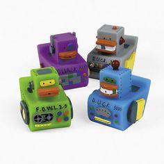 RoboDucks - Robot Rubber Duckies - Wacky Ducks - Office Desk Toys, Geek Swag & Cool Gadgets at KlearGear.com