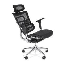 ANJI Modern Furniture Adjustable Mid Back Fabric Swivel Office