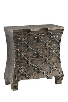 Glamour House Furniture -   Waldorf Ornate Chest
